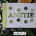 Laetitia - ATC Amitié