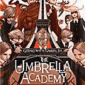 The umbrella academy, l'école des super-héros