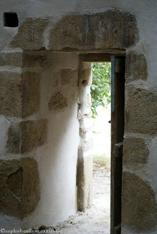 Patrimoine porte