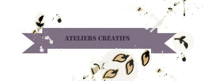 etiquette ateliers créatifs
