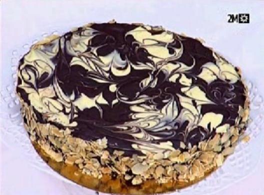 Gateau Sec Au Chocolat De Choumicha : G teau au chocolat marbré recettes de choumicha