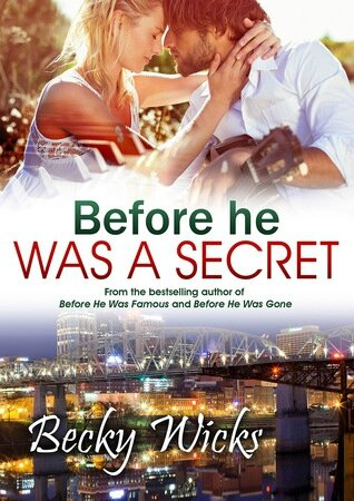 Before He Was A Secret (Starstruck #3) by Becky Wicks