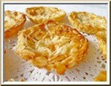 0129s - tartelettes aux amandes