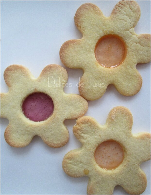 biscuits vitraux 1