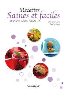 couverture_du_livre__Recettes_Saines_et_faciles_