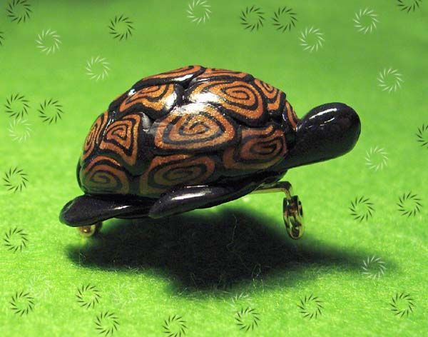 Tortue Antique