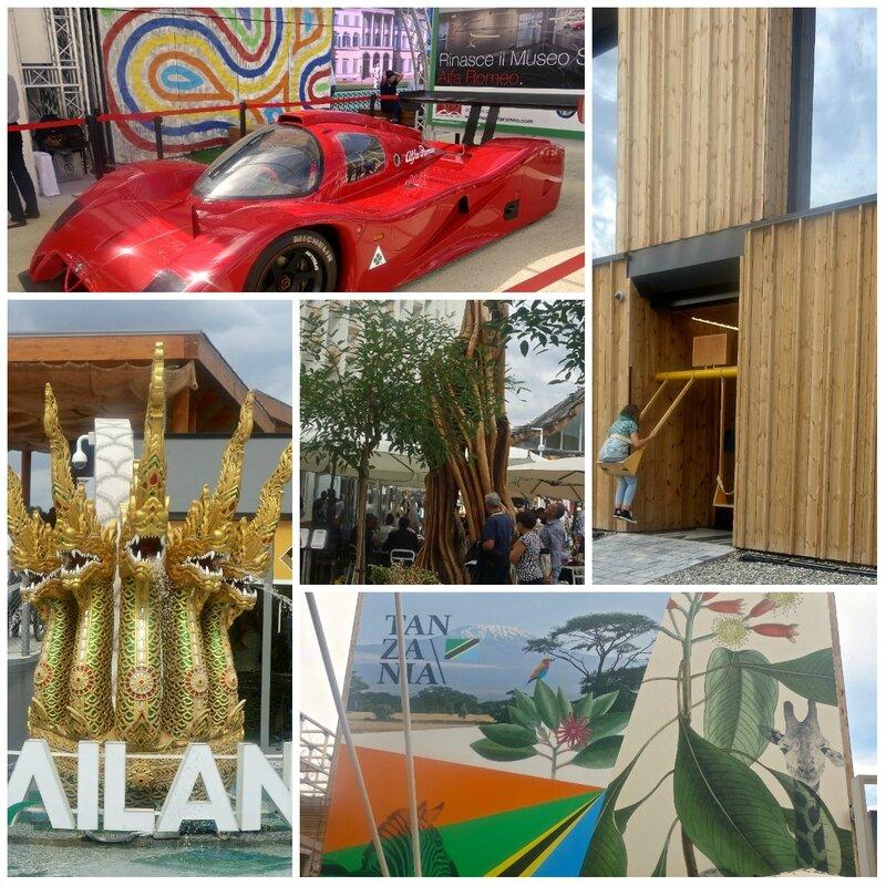 Expo universelle 2015 - Milan