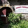 Tournicoti tournicotou salers cantal artisanat tournerie photo humour