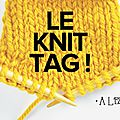 Knit tag !