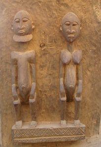 toguna_iréli__couple_d'ancêtres