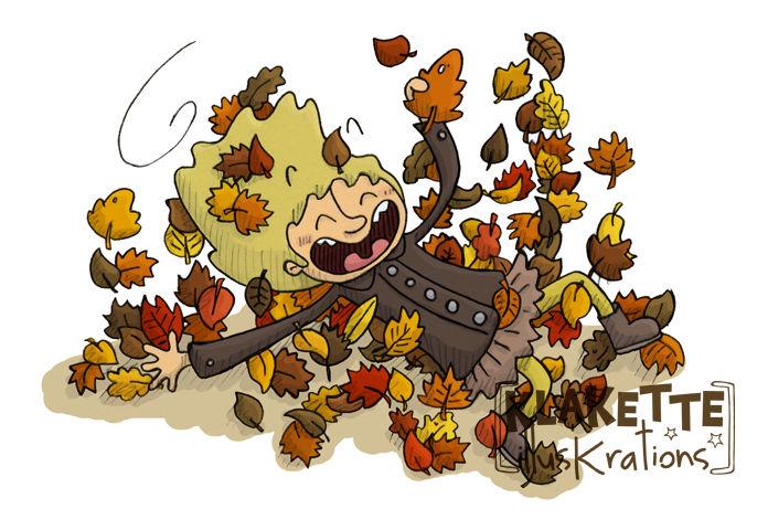 Joie d'automne 1