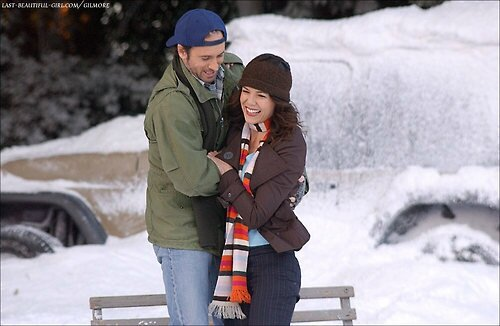 luke and lorelai gilmore girls