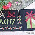 Be merry 3/5 : bonnet d'anne