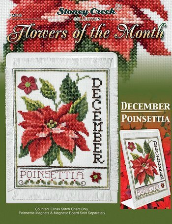 flowers of the month - december