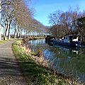 Canal en hiver 2016