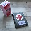 Pochette pharmacie