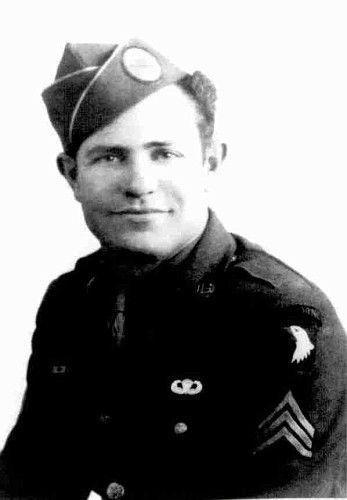 Sergent Jacke Mcniece Demolition Platoon Rhq 506th