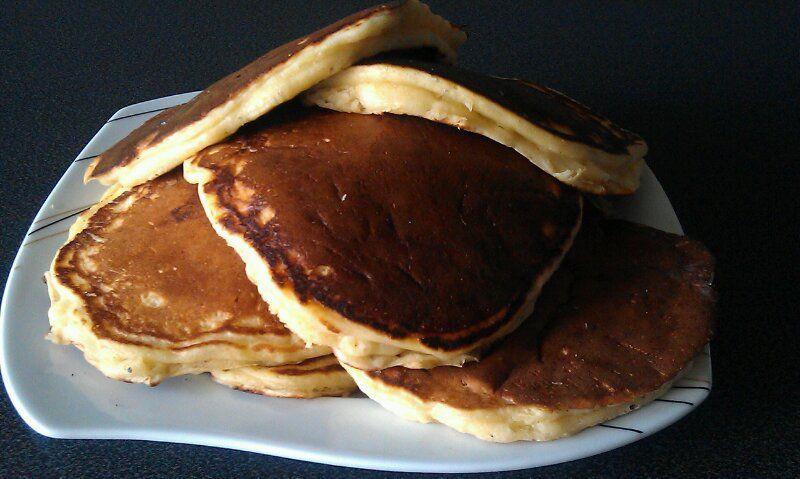 pancakes new yorkais