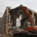 The studio of renowned chinese artist ai weiwei was tearing down by chinese authorities