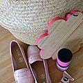 Mon (quasi) pink shopping