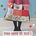 1er projet couturesque : le sac-seau