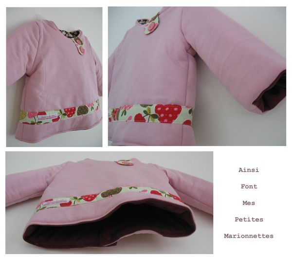 ensemble jersey rose tunique 2