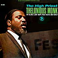 Thelonious Monk - 1952-54 - The High Priest (Prestige)