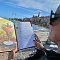 Une distribution gratuite de livres sur les plages du mourillon