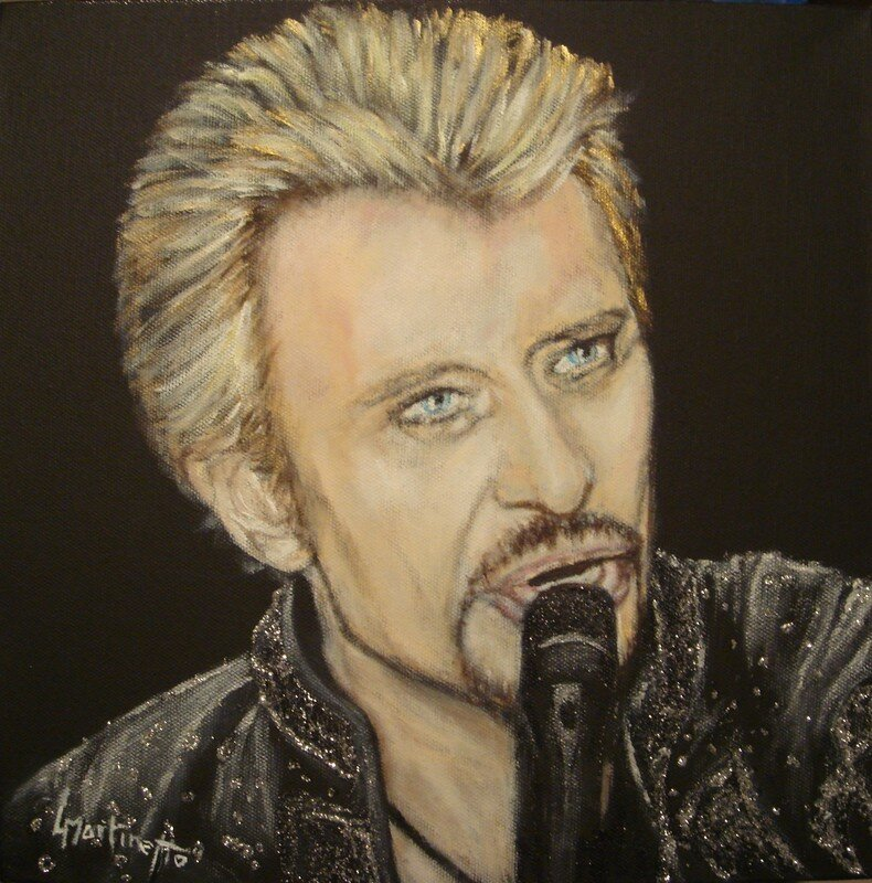 Johnny Hallyday 2006 au palais des sports