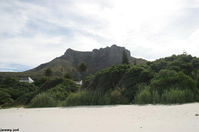 Table Mountain depuis LLadnudo