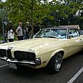 Mercury cougar 351 2door hardtop coupé 1970