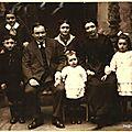 La Famille COGAN vers 1940