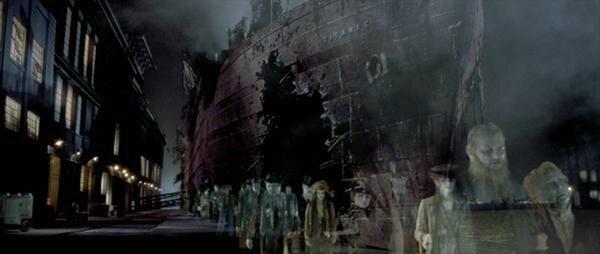 Le TITANIC est de retour au port de New York !
