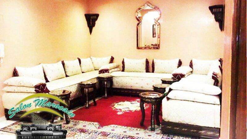 Salon marocain moderne lyon interesting beautiful salon for Salon espace vert lyon