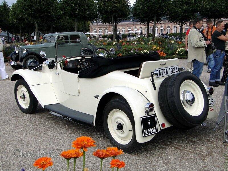 tatra type 57 cabriolet 1934 b