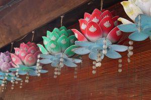 formes et couleurs d'Asie