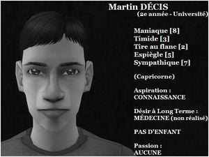 Martin DECIS