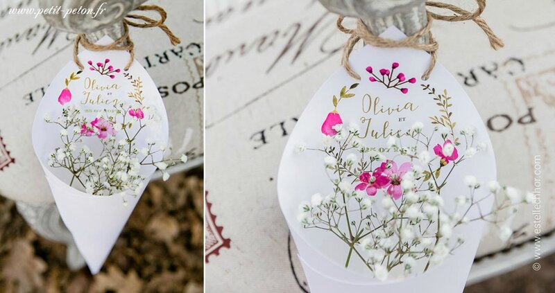 cône-de-mariage-cerisier