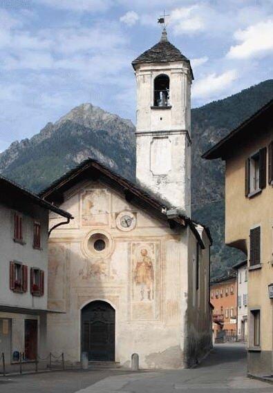 GRONO (chapelle)