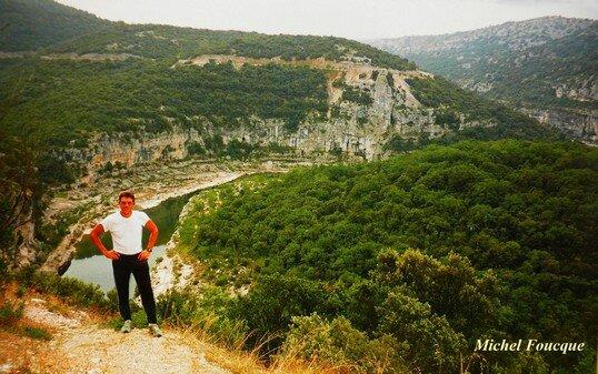 1268) Balade pédestre aux Gorges de l'Ardèche