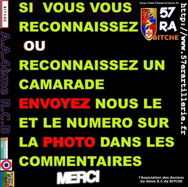 _ 0 57RA AVIS de RECHERCHE