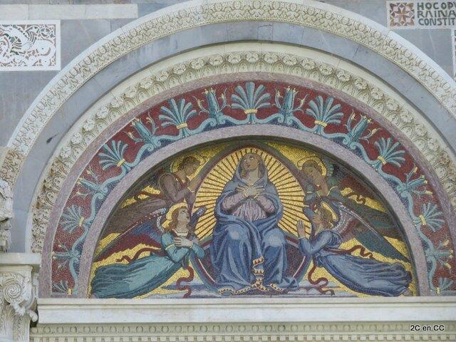 Cathédrale - Pise - Italie
