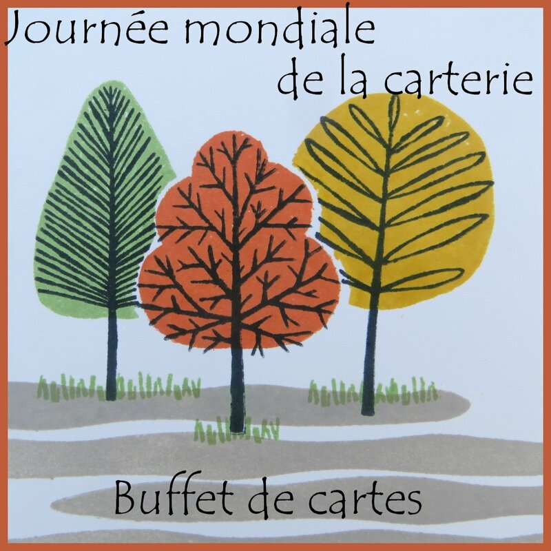 Buffet de cartes 2 octobre 2016