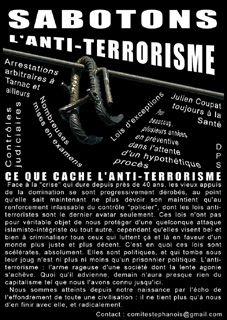 Sabotons l'antiterrorisme net