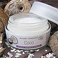 Fée az : test du baume fondant coco az