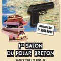 1er salon du polar breton - cap fréhel