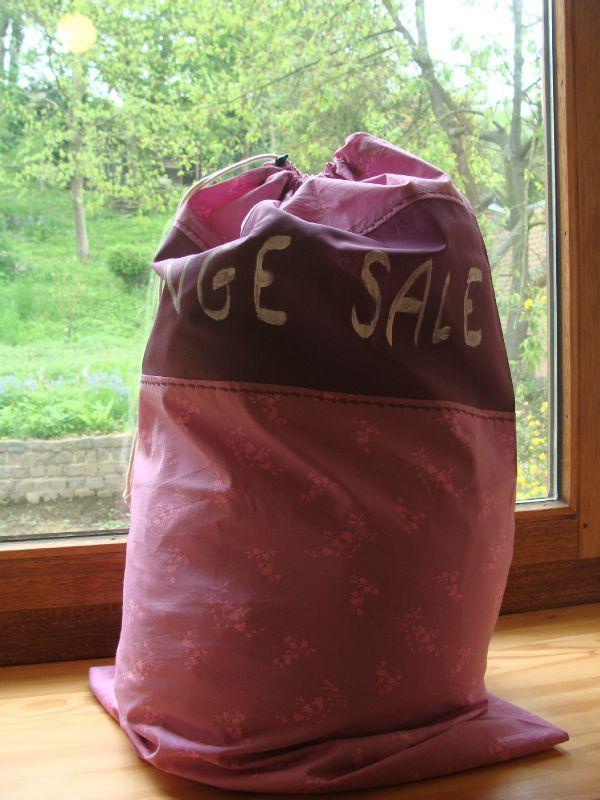 sac linge pour fillette coquette lavache kikou. Black Bedroom Furniture Sets. Home Design Ideas