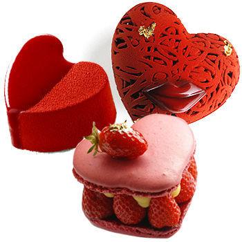 Gâteau Pour La Saint-Valentin