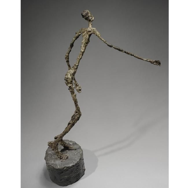 Sotheby S To Offer A Monumental Sculpture By Alberto