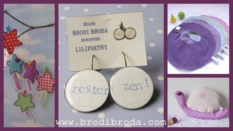 Brodi Broda-semaine à l'atelier-créatrice made in france-cadeau personnalisé enfant bébé3